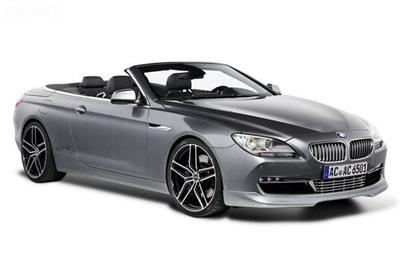 BMW 650I CONVERTIBLE